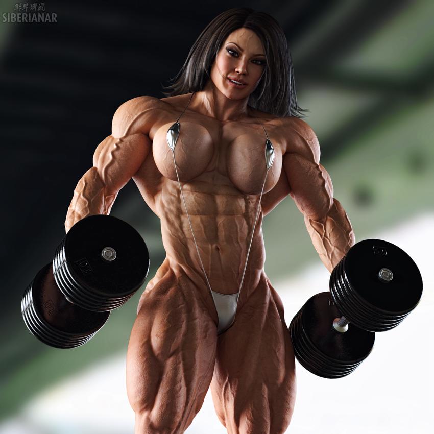 Huge FBB by Siberianar on DeviantArt