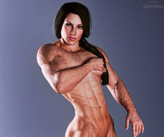 Natural Muscle Beauty by Siberianar