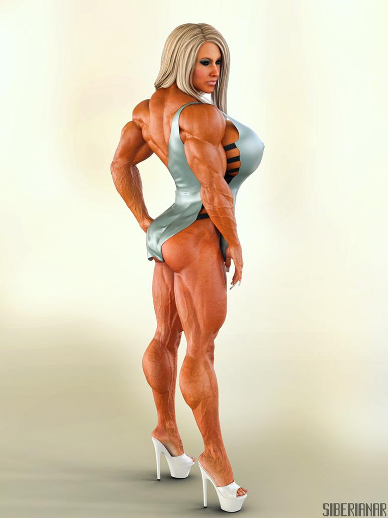 Female Bodybuilder In Porn 62