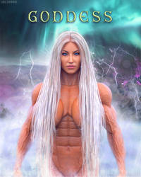 Goddess: The Princess by Siberianar