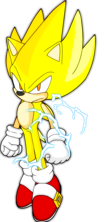 Super Sonic 2 By Christian80s2nd On Deviantart