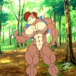 Sally Acorn Workout