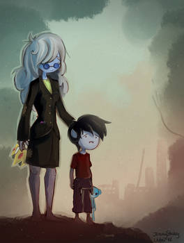 Forgive Me - Ice Queen + Marshall Lee
