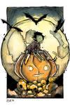 Spooky Ooo - Marshall Lee