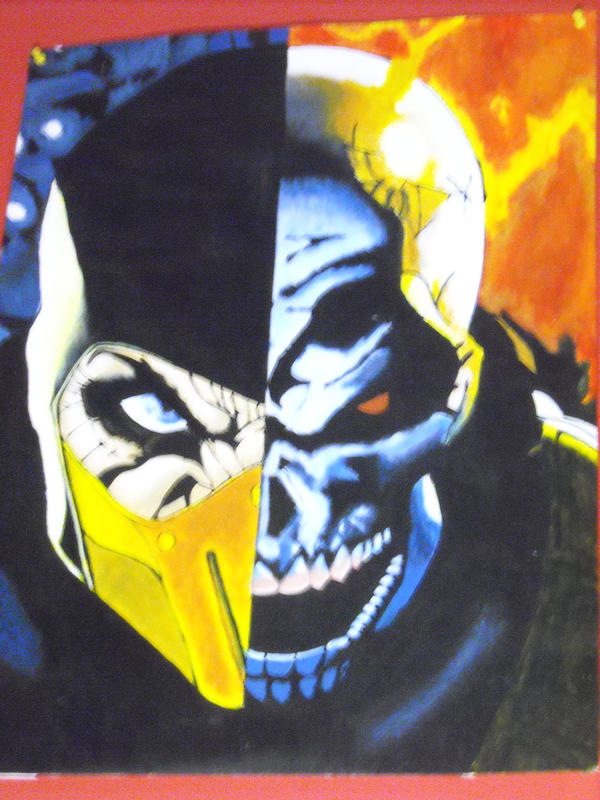Scopion's Fury by CrimsonAether