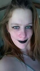Black Lipstick 3 by RavenBloodfeather