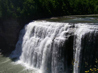 Letchworth State Park 2 by King-Tacomun