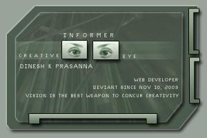 Informer's - CREATIVE EYE 15 by informer