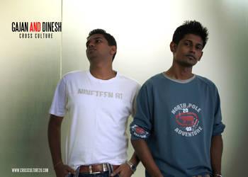 Gajan and Dinesh - ALBUM by informer