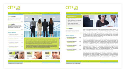Citrus WEB by informer