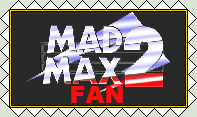 Mad Max 2 Fan Stamp