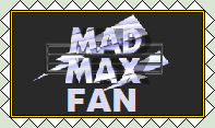 Mad Max Fan Stamp