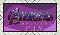 Avengers Endgame Fan Stamp