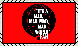 It's a Mad Mad Mad Mad World (1963) Fan Stamp