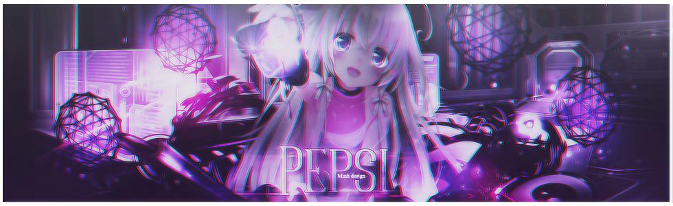 Pepsi [ Re-Up] by Raicchi23
