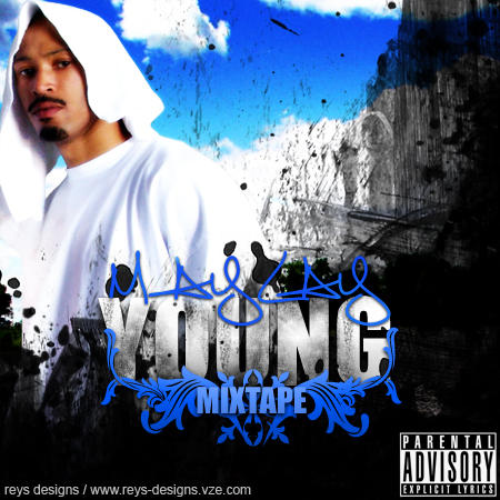 Young Maylay cd cover by Reys-Designs on DeviantArt