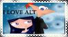 stamp: I love ALT by Ksukira