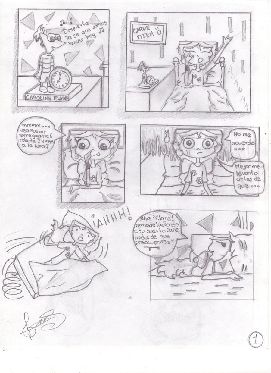 nf  page 1 by ksukira on deviantart