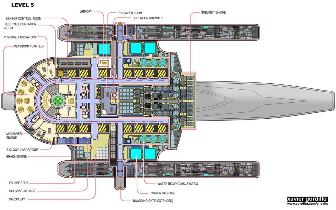 USS STARWATCHER... T 34 Blueprints