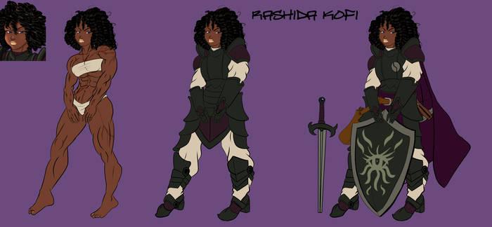 Rashida body