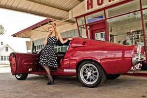 Mustang Sally...er Jessica