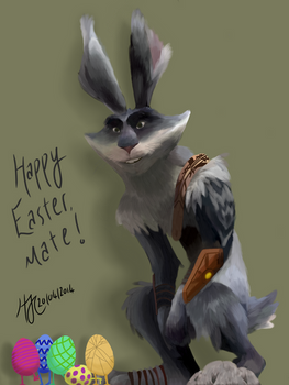 Happy Easter :D