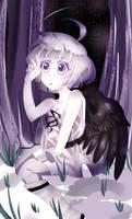 Purple Paradise [SPEEDPAINT]