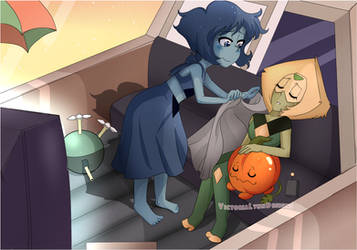 Lapidot Day 6 Home by VictoriaLynnDesigns