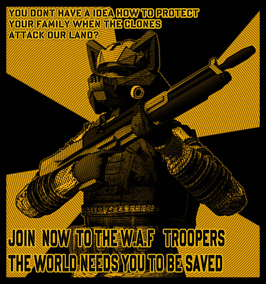 WOLPHROMIST Poster by warfaremachine