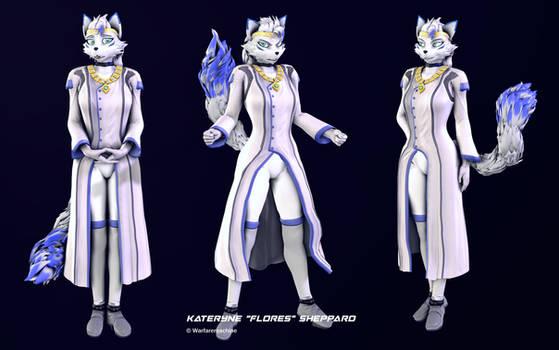 For our Queen! KATERYNE! [SFM NSFW Model DL] by warfaremachine