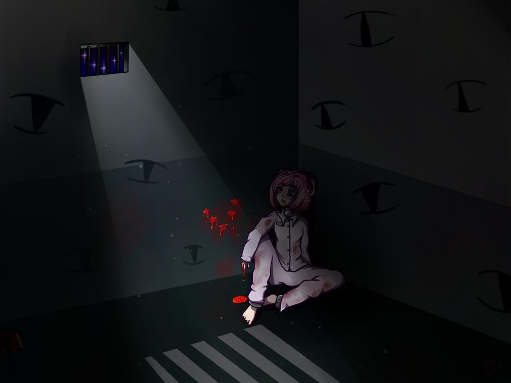 Natsuki - Star light by Kidlike101