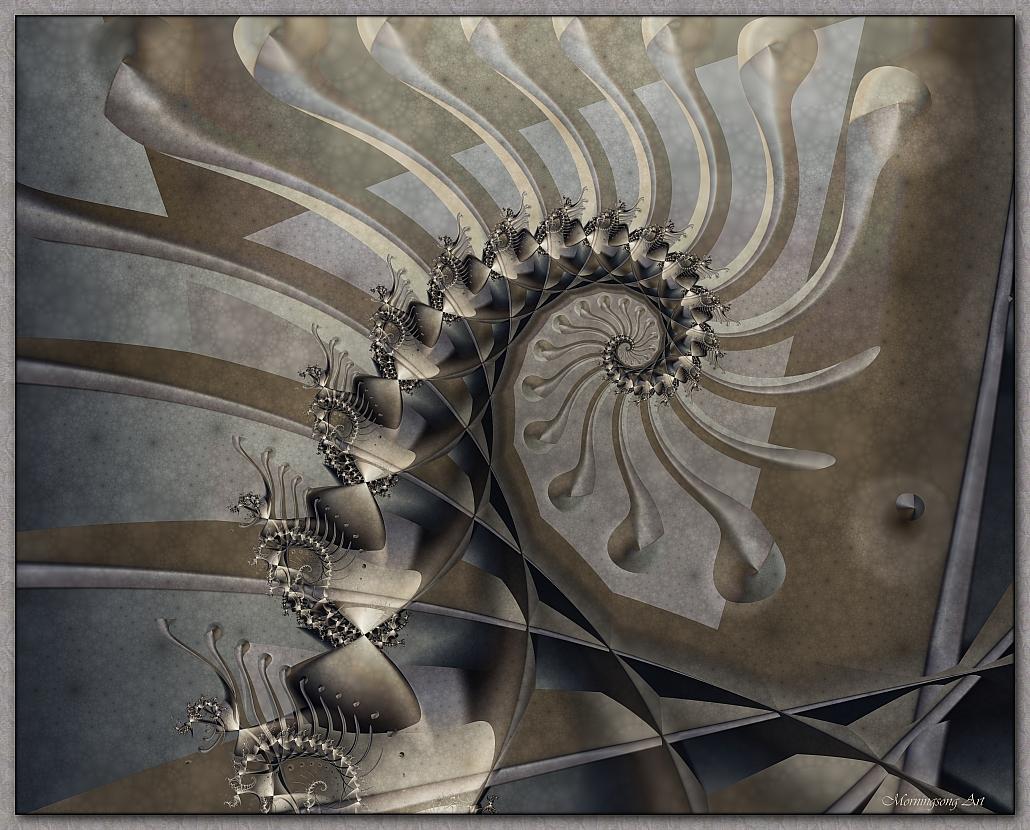 Moonstones and Memories by FractalEyes
