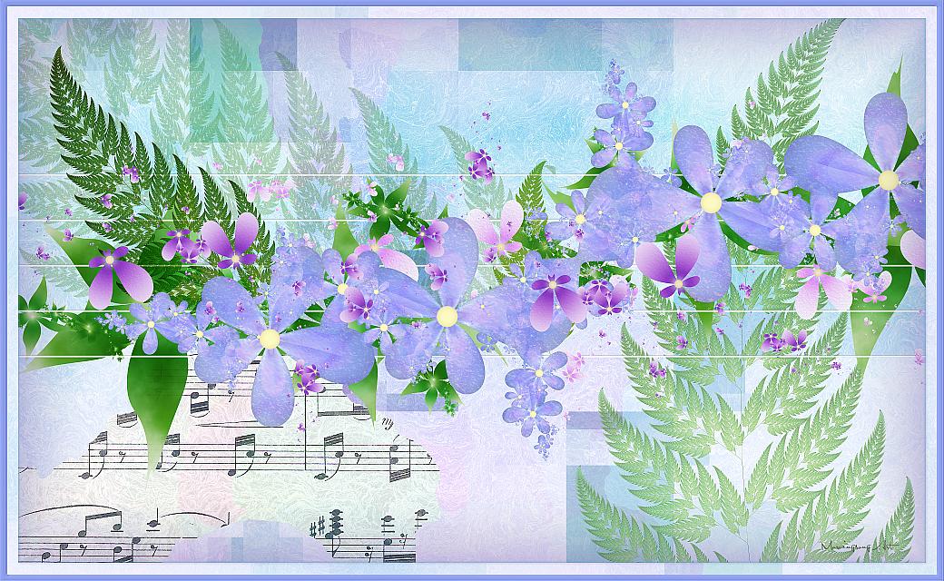 Musique du jardin by fractaleyes on deviantart for Art du jardin zbinden sa
