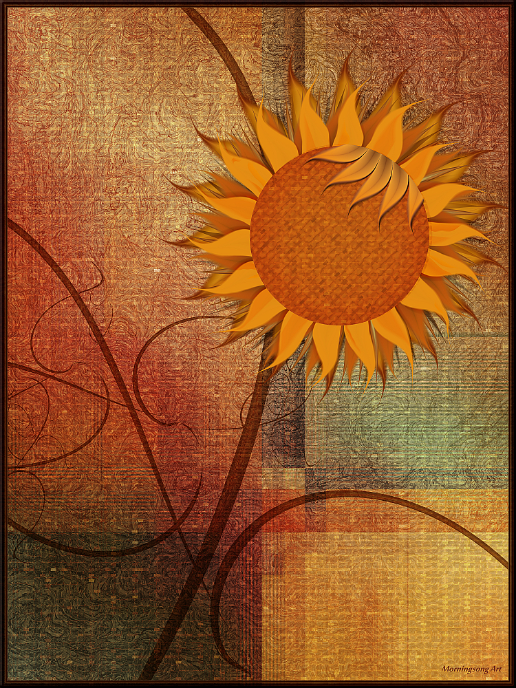 Invitation to the Sun by FractalEyes