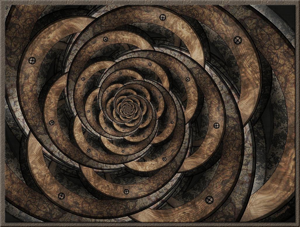 Atomic Rose by FractalEyes on DeviantArt