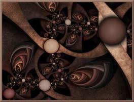 Watusi Weave by FractalEyes