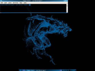 Fedora 8 Werewolf