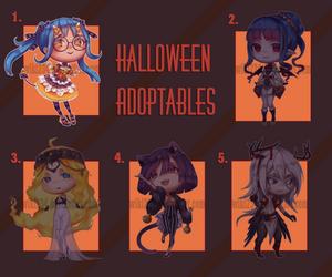 [CLOSED] Halloween Adopts