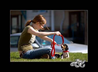 True Puppy Love by minainerz