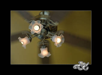 Ceiling Fan : Spin by minainerz