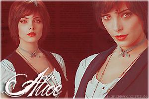 Alice Cullen Blend by franzi303
