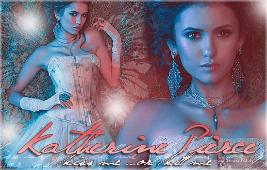 Katherine Pierce- Kiss or kill by franzi303