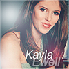 Kayla Ewell Icon 001 by franzi303