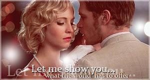Caroline and Klaus - Let me show you