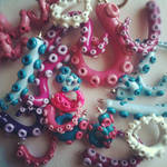 Candy tentacles