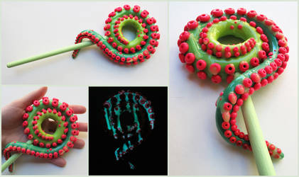 Tentacle lolly