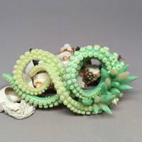 Jade Tentacle Crystals
