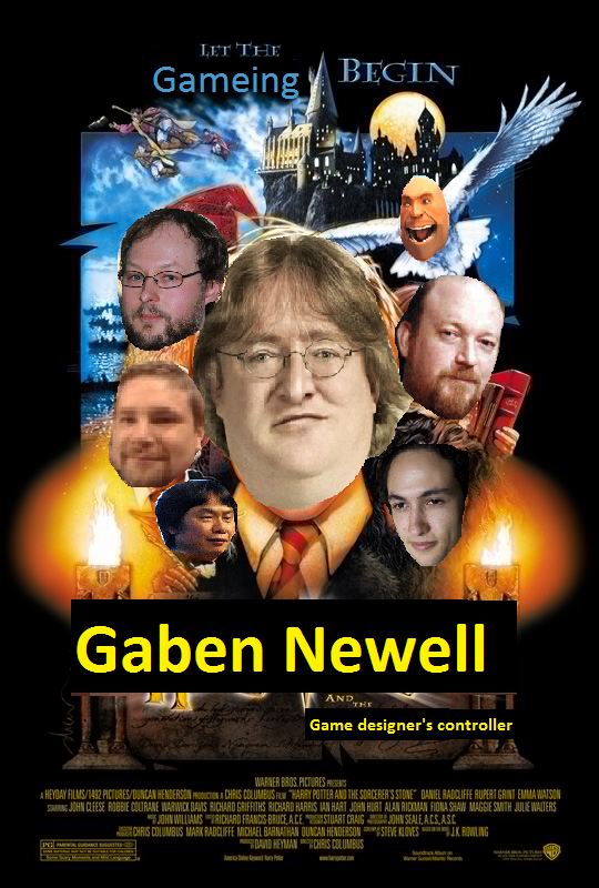 Is Gabe Newell A Game Designer