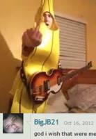 Banana Flip by mrlorgin