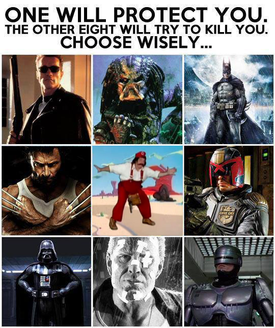 Choose Wisely by mrlorgin